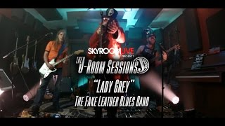"""JRoom Sessions The Fake Leather Blues Band """"Lady Grey"""""""