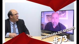 PANORAMA DO SEGURO RECEBE JOSÉ LUÍS S. FERREIRA DA SILVA