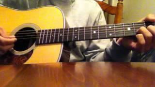 Death Cab For Cutie - Bixby Canyon Bridge - Acoustic Cover