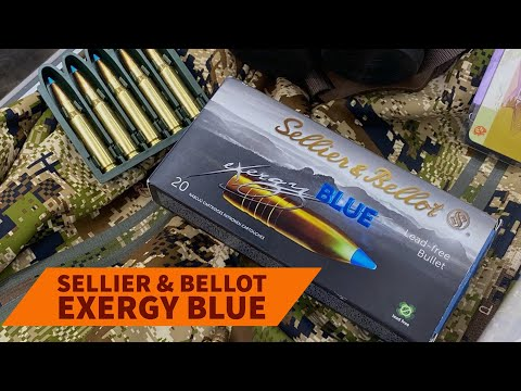 sellier & bellot: Test & Video: cartucce senza piombo Sellier & Bellot eXergy Blue in .308 Winchester