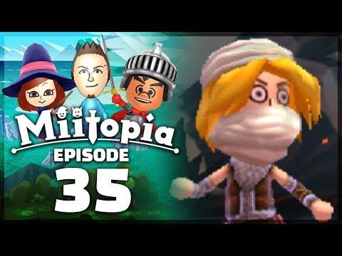 Miitopia - Part 35: TEAM 1 RESCUE! [Nintendo 3DS Gameplay]