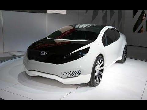 Kia Ray Plug-In Hybrid Concept at Chicago Auto Show