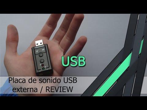 Tarjeta de Sonido USB Externa, Unboxing & Review (en Español)