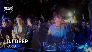 DJ Deep - Live @ Boiler Room Paris 2014