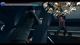 Yakuza Kiwami 2 Shun Akiyama Mod Omi Alliance Headquarters and Ryuji Goda First Battle