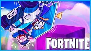 FUN *ANTI-GRAVITY* CUBE Tricks in Fortnite: Battle Royale! (Fortnite Funny Moments & Fails)
