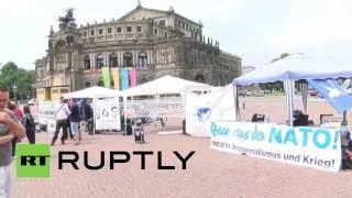 Germany: Bilderberg group arrives for secretive Dresden meeting