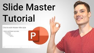 How to use PowerPoint Slide Master