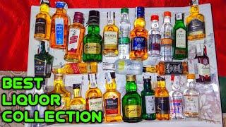 My Liquor Collection | Top 10 Liquor Bottles | Unique Liquor Bottles | Liquor Collection
