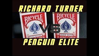 RICHARD TURNER GOLD STANDARD VS PENGUIN ELITE EDITION - Deck War