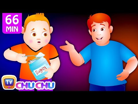 Johny Johny Yes Papa and Many More Videos | Popular Nursery Rhymes Collection by ChuChu TV