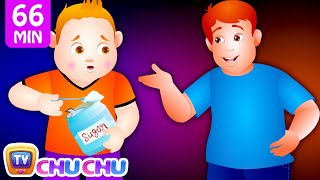 Johny Johny Yes Papa and Many More Videos | Popular Nursery Rhymes Collection by ChuChu TV  00:08 - Johny Johny Yes Papa 01:47 - Head Shoulders Knees and Toes 03:48 - Rain Rain Go Away 06:19 - Baa Baa Black Sheep 08:36 - Humpty Dumpty Sat On A Wall 10:39 - Jack and Jill Went Up The Hill 12:32 - Incy Wincy Spider 14:19 - Chubby Cheeks 16:32 - Mary Had A Little Lamb 19:12 - Five Little Monkey Jumping On The Bed 21:38 - Twinkle Twinkle Little Star 23:59 - ABC Phonics Song 27:51 - One Two Buckle My Shoe 29:57 - Old MacDonald Had A Farm 31:53 - Hickory Dickory Dock 33:47 - 123 Numbers Song 38:13 - Wheels On The Bus - Part 1 40:13 - Itsy Bitsy Spider 42:00 - Little Bo Peep Has Lost Her Sheep 44:24 - Hey Diddle Diddle 46:22 - ABC Alphabet Song 48:53 - BINGO Dog Song 51:36 - Wheels On The Bus - Part 2 53:37 - Hot Cross Buns 55:45 - Head Shoulders Knees and Toes - Exercise Song 57:42 - Colors Song 1:00:21 - Row Row Row Your Boat 1:02:11 - Ten In The Bed  =============================================== Video: Copyright 2017 ChuChu TV® Studios Music and Lyrics: Copyright 2017 ChuChu TV® Studios ChuChu TV ®, Cutians ®, all the characters and logos  used are the registered trademarks of ChuChu TV Studios ===============================================