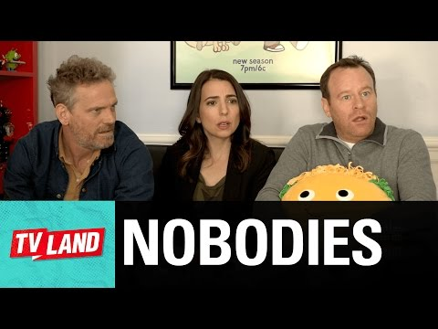 Nobodies First Look Promo