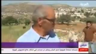 اقتاحام حمار لي قوات إسرائيل