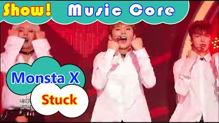 [HOT] Monsta X - Stuck, 몬스타엑스 - 네게만 집착해 Show Music core 20160806