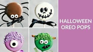 Halloween Oreo Pops Version #1