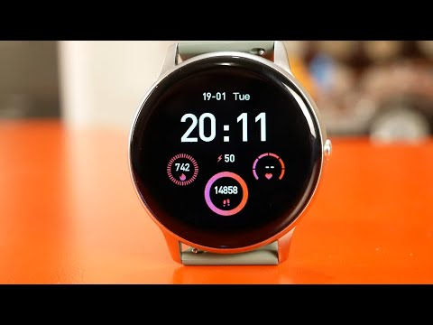 Умные часы за 3500 руб, две недели работают! IMILAB KW66 Smart Watch / Арстайл /