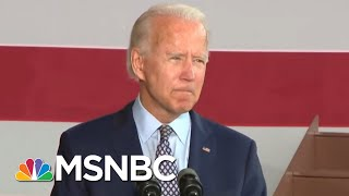 Is Biden Channeling Bush II With 'Restore Decency' Mantra? | Morning Joe | MSNBC