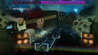 "Rocksmith Remastered - DLC - Guitar - Goldfinger ""99 Red Balloons"""