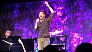 Jeremy Jordan Sings Newsies Santa Fe at The Abbey Theater in Orlando