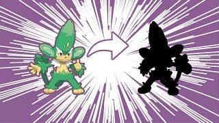 Simisage  - (Pokémon) - Re-type Pokemon - 04 - Fighting Simisage?