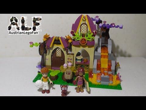 Vidéo LEGO Elves 41074 : Azari et la boulangerie magique