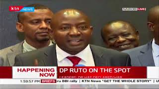 MP.Savula: The instruments of power of a nation are not co-shared, Ruto must respect the President