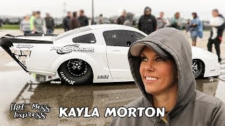 FASTEST WOMAN IN THE 405! KAYLA MORTON'S PROCHARGED MUSTANG! STREET OUTLAWS! NO PREP KINGS! RT66!