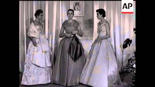 FASHIONS - JACQUES FATH