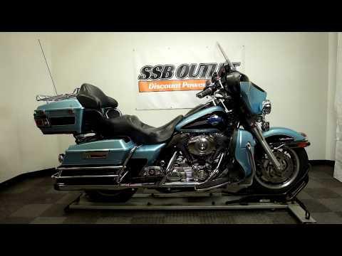2007 Harley-Davidson Ultra Classic® Electra Glide® in Eden Prairie, Minnesota - Video 1
