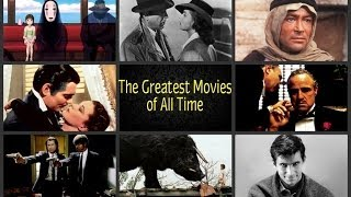 Top 50 Greatest Films Of All Time (The Best Movies Ever Made)
