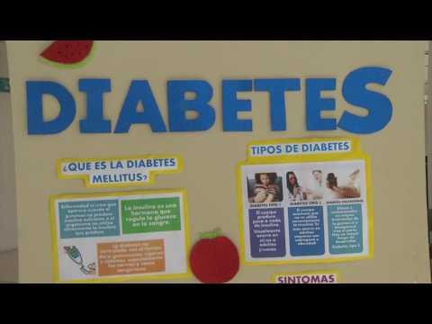 Acetona en la orina en seres humanos con diabetes mellitus