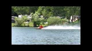 preview picture of video 'Waterford Ontario Powerboat Races 2012'