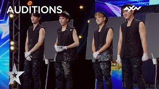 The Judges Did Not Expect This From The Painters | Asia's Got Talent 2019 on AXN Asia