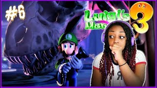 DON'T MOVE!! | Luigi's Mansion 3 Part 6 Gameplay!!!
