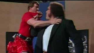 Piper's Pit with Andre the Giant