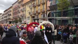 preview picture of video ''A Zeza ad Avellino, Carnevale 2014 [TDL on the Road]'