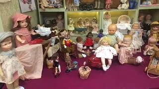 Did you have one of these vintage or antique dolls?