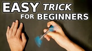 DOPE Pen Tricks: How to Thumbaround  - EASY -