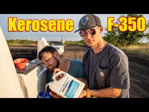 We Put KEROSENE In Our Diesel Truck!
