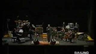 Franco Battiato - Un vecchio cameriere (live 1996)