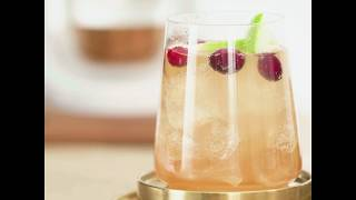 SodaStream Cocktail - Spiced Apple Fizz