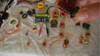 How to Test Inductor Cores.