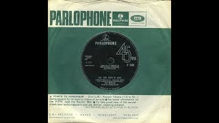 1st Press: (RARE) All You Need Is Love c/w Baby You're A Rich Man Beatles U.K/U.S. Vinyl