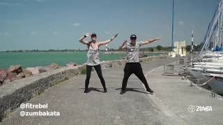 Pitbull - Hoy Se Bebe ft. Farruko - Zumba®Fitness by Katalin Ferencz and István Kunhalmi