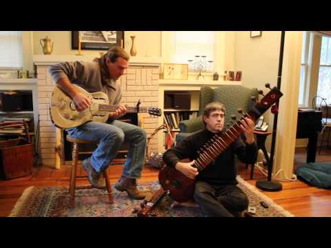 Will Pearsall and Arvid Smith...sitar - Shammy Girl