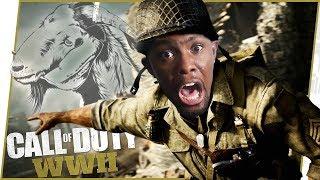THE GREATEST COD FFA PLAYER! (KAPPA) - Call of Duty World War 2 Gameplay