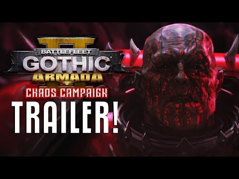 Battlefleet Gothic: Armada 2 - Chaos Campaign is COMING!