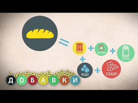 Взрывоопасный кекс | Вред и польза Е-добавок | Добавки