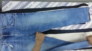 Cream джинсы муж. Итал (крем) 1пак 12.5кг. 11.20€/кг 20шт